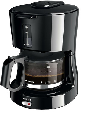 Philips HD 7450 Coffee Maker (Black) Review