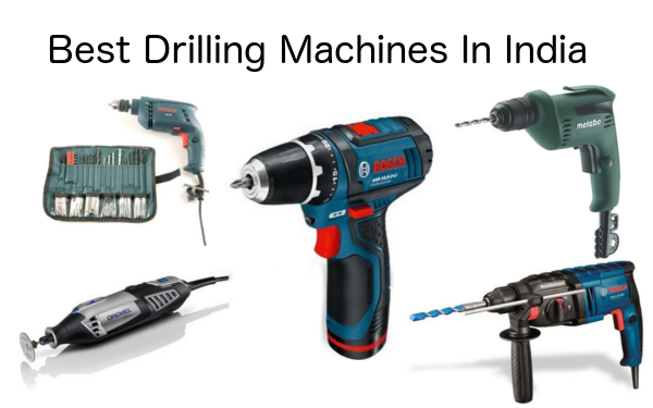best-drilling-machines-india