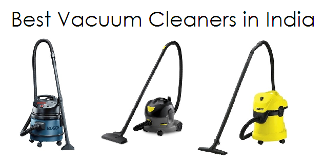 Best Vacuum Cleaners India