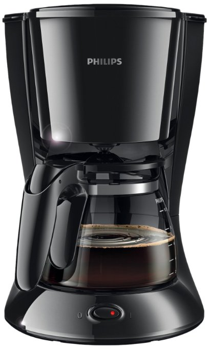Philips HD7447/20 920-1080 Watt Coffee Maker (Black) Review