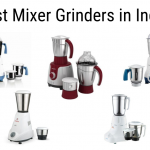 5 Best Mixer Grinders in India for 2019 - Reviews & Buyer's Guide