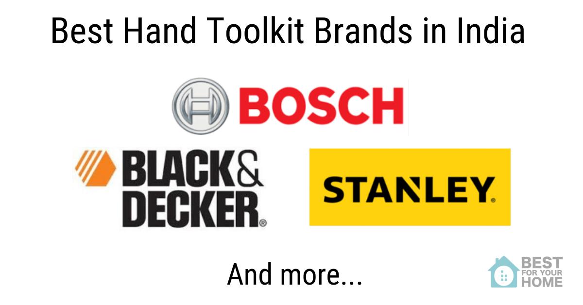 Best Hand Toolkit Brands In India 2019