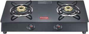 Prestige MARVEL PLUS LP GAS TABLE GTM 01 Borosilicate Glass Manual Gas Stove