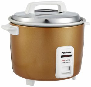 Panasonic SR-W18GH 270-Watt Automatic Cooker Warmer