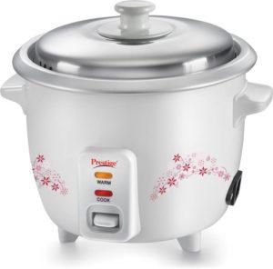 Prestige Delight PRWO 1-Litre Electric Rice Cooker
