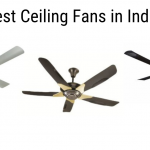 10 Best Ceiling Fans In India for 2019 - Reviews & Buyer's Guide