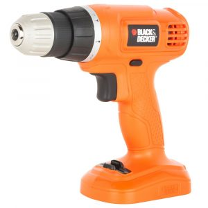 Black & Decker EPC12K2 12-Volts Cordless Drill (Orange)