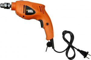 Black & Decker HD400IN 500-Watt 10mm Hammer Drill