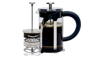 Café JEI French Press Coffee and Tea Maker 600ml