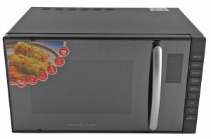Morphy Richards 23 L Convection Microwave Oven (23MCG, Black)
