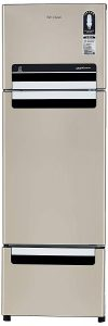 Whirlpool 260 L Frost Free Triple Door Refrigerator (Sunset Bronze, FP 283D Protton Roy)