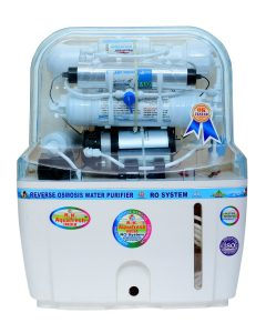 R.K. Aqua Fresh India 15-Liters RO+UV+UF+TDS Adjuster Water Purifier