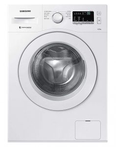 Samsung 6 kg with Digital Inverter Technology and Fully Automatic Front Load Washing Machine with In-built Heater