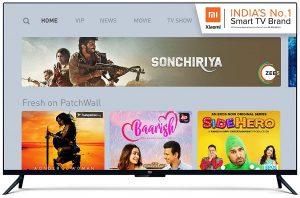 Mi LED Smart TV 4 PRO 138.88 cm (55) Ultra HD Android TV