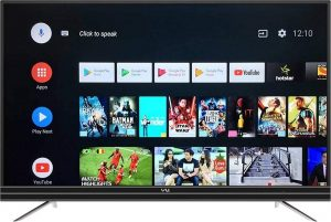 VU 108 cm (43 Inches) 4K Ultra HD Smart LED TV 43