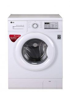 LG 6 kg Inverter Fully Automatic Front Load Washing Machine with In-built Heater