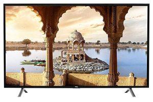TCL 123 cm (49 inches) Full HD Smart LED TV L49P10FS