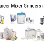 5 Best Juicer Mixer Grinders in India for 2019 - Reviews & Buyer's Guide