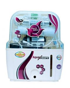R. K. Aqua Fresh India Zx14Stage 15 Liters RO UV UF Mineral Technology Water Purifier