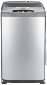 Haier 6.2 kg Fully Automatic Top Load Washing Machine Silver, Grey (HWM62-707NZP)