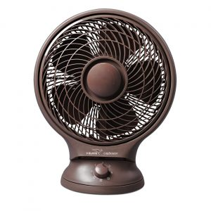 V-Guard Personal Fan Lap Breeze 250 mm Sweep Size with Speed Control