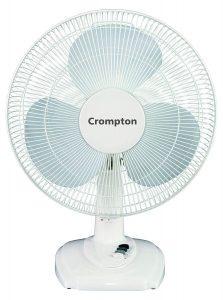 Crompton Greaves HiFlo Eva High Flo Eva 400mm Table Fan