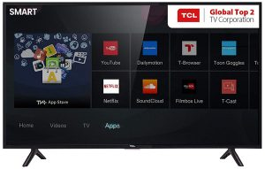 CL 80 cm (32 Inches) HD Ready LED Android TV