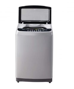 LG 7 kg Inverter Fully Automatic Top Load Washing Machine Silver