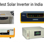 4 Best Solar Inverters in India for 2021 - Reviews & Buyer's Guide