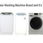 Review of Haier Washing Machine Brand and It's Top Models