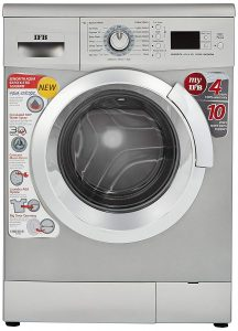 IFB 6.5 kg Fully-Automatic Front Loading Washing Machine (Senorita Aqua SX, Silver)