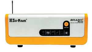 Sukam Brainy ECO 1100 Solar Inverter with PWM Charger