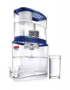Prestige Non-Electric Acrylic Water Purifier