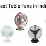 6 Best Table Fans in India for 2020 - Reviews & Buyer's Guide
