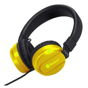 Novateur R11 Headphones with Mic and Extra Bass
