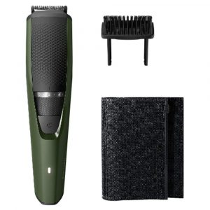 Philips BT3211/15 corded & cordless rechargeable Beard Trimmer