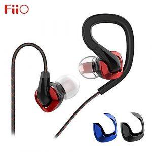 FiiO F3 Dynamic in-Ear Monitor Earphones with Mic