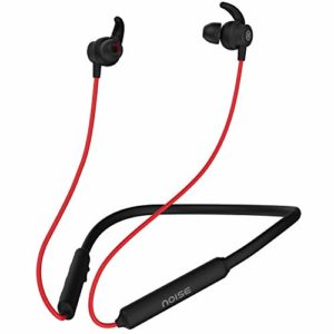 Noise Tune Active Bluetooth Wireless Headset with Upto 10 Hour Playtime, IPX5 Water Resistant, 10mm Dynamic Drivers for Great Wireless Sound