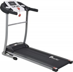 Powermax Fitness TDM-98 1.5HP Light Weight Foldable Motorized Treadmill