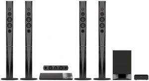Sony BDV-N9200W Real 5.1ch Dolby Digital 4K Wireless Tall boy Blu-ray Home Theatre System