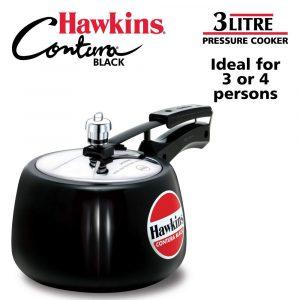 Hawkins Contura Hard Anodized Pressure Cooker