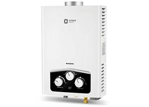 Orient Electric Vento Gas Water Heater