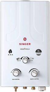 Singer Aqua Jwala Gas water Heater