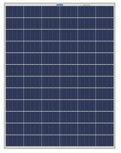 Luminous Solar Panel 100 Watt 12V-Poly Crystal