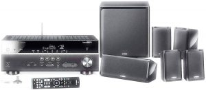 Yamaha YHT-3072-IN 5.1 Home Theatre System