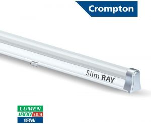 Crompton Slim Ray 18-Watt LED Tube Light
