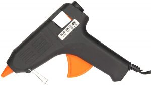 Spartan 40 Watt Glue Gun, PT 40 with 2 Pieces Spartan Glue Stick of 8 Inch Size
