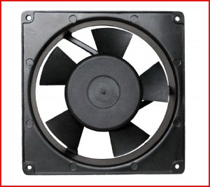 Maa-Ku 220V Aluminium Die Cast & Plastic Kitchen Exhaust Fan