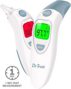 Dr. Trust Clinical Digital Forehead Thermometer