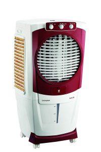 Crompton Aura Woodwool Desert Cooler- 55 Litre